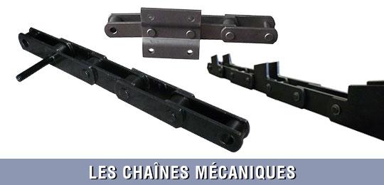 chaînes mécaniques