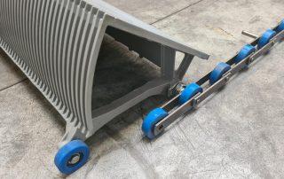 Chaînes-escaliers-mécaniques